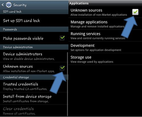find nfc in device manager