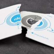 How to make an NFC Business Card