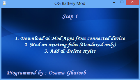 Battery Mod 3