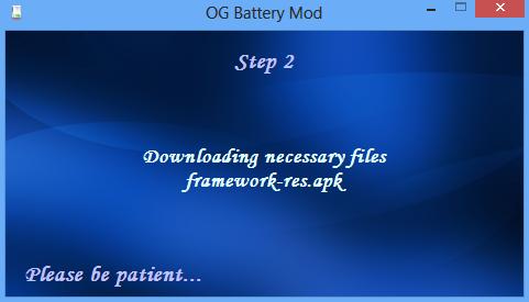 Battery Mod 7
