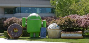Android versions Lawn