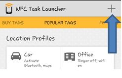 Programming an NFC Tag 1