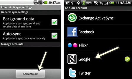 create-google-accounts-android